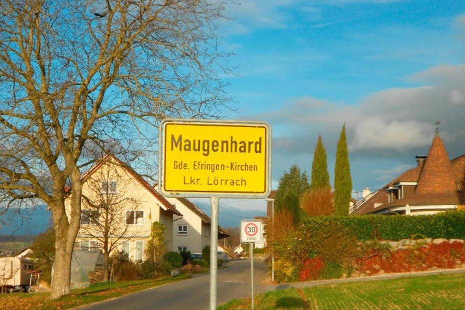 Ortsteil Maugenhard - Efringen-Kirchen