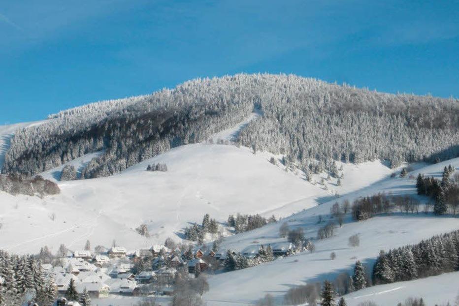 Ortsteil Dorf - Bernau