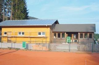 Tennisanlage TC Bernau