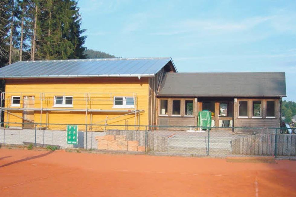 Tennisanlage TC Bernau - Bernau
