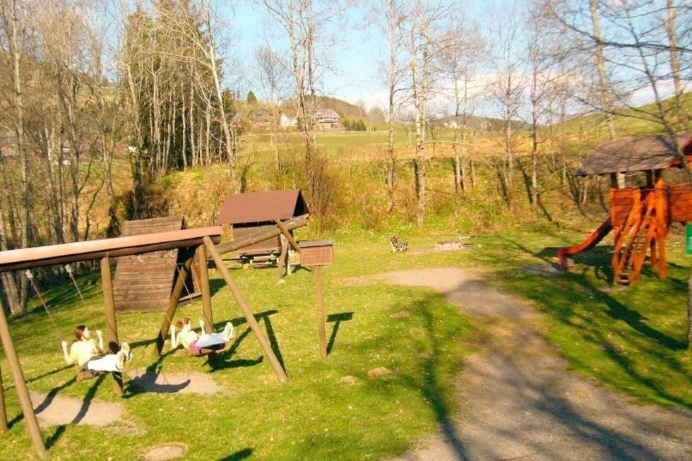 Spielplatz Tannengrund - Bernau