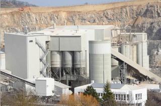 Steinbruch Mineralstoffwerke Hauri