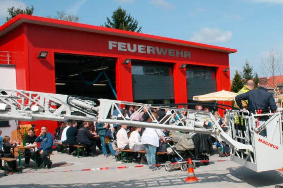 Feuerwehrgerätehaus (Hausen) - Bad Krozingen