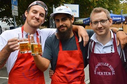 Fotos: Trottoirfest in Rheinfelden