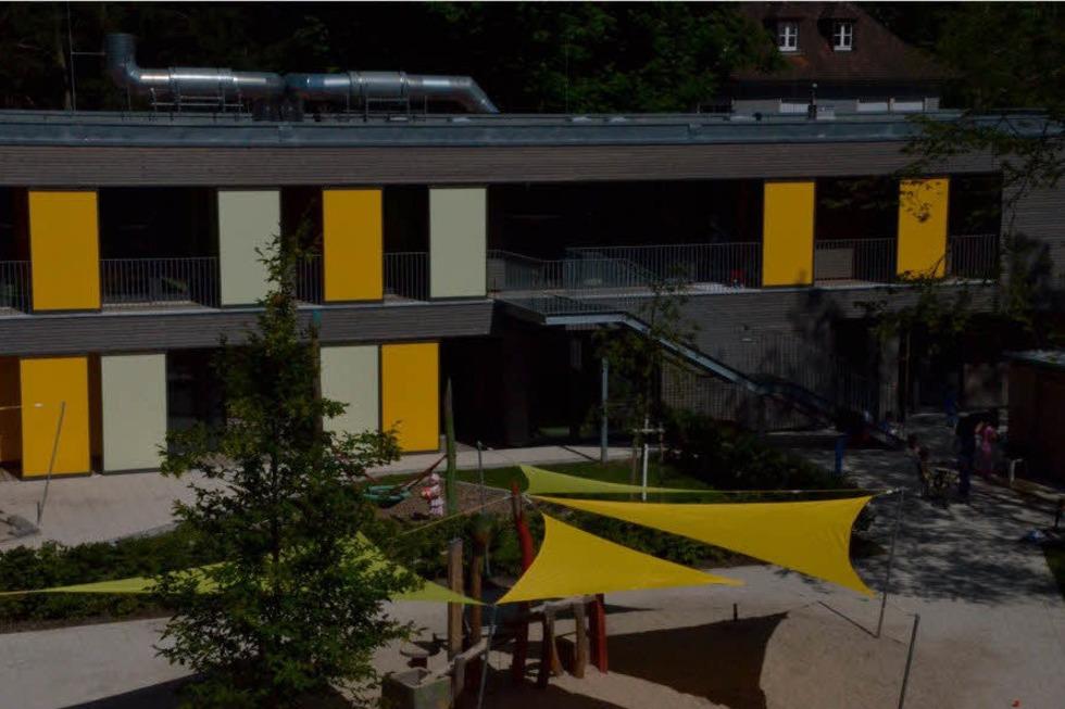Kath. Kindergarten am Ölberg - Offenburg