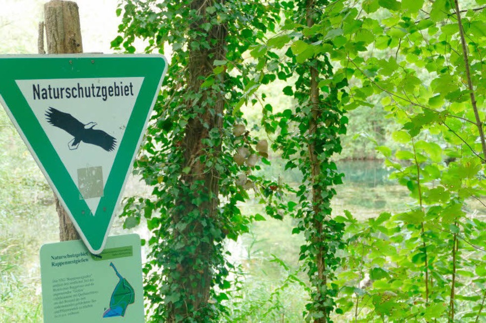 Naturschutzgebiet Rappennestgießen - Vogtsburg