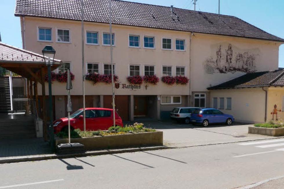 Rathausplatz - Müllheim