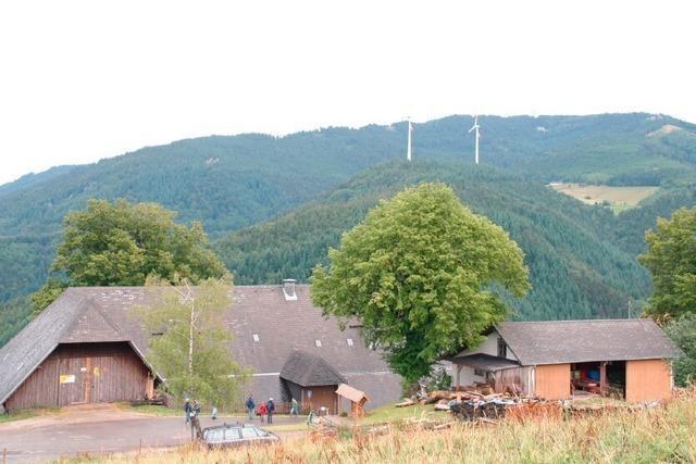 Eckhof Bauernhof-Eisdiele