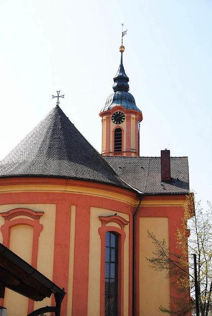 St. Remigius Kirche - Merdingen