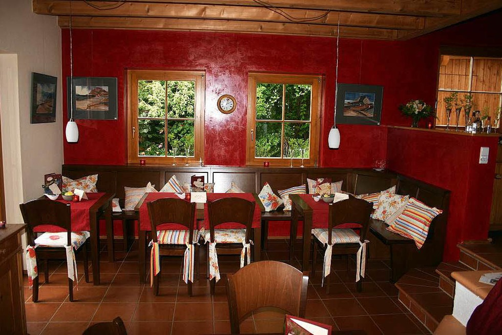 Café Zweierlei (Feldberg) - Müllheim