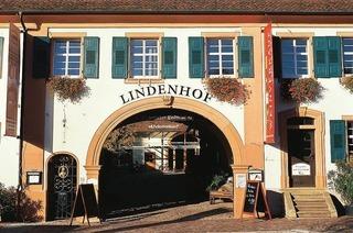 Gasthaus Markgräfler Lindenhof