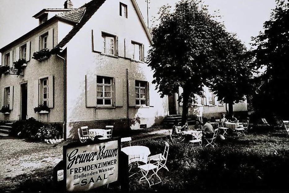 Gasthaus Grüner Baum - Heuweiler