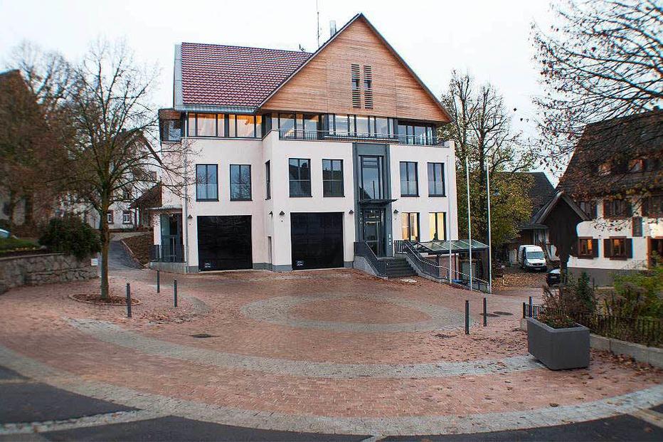Rathaus - Heuweiler