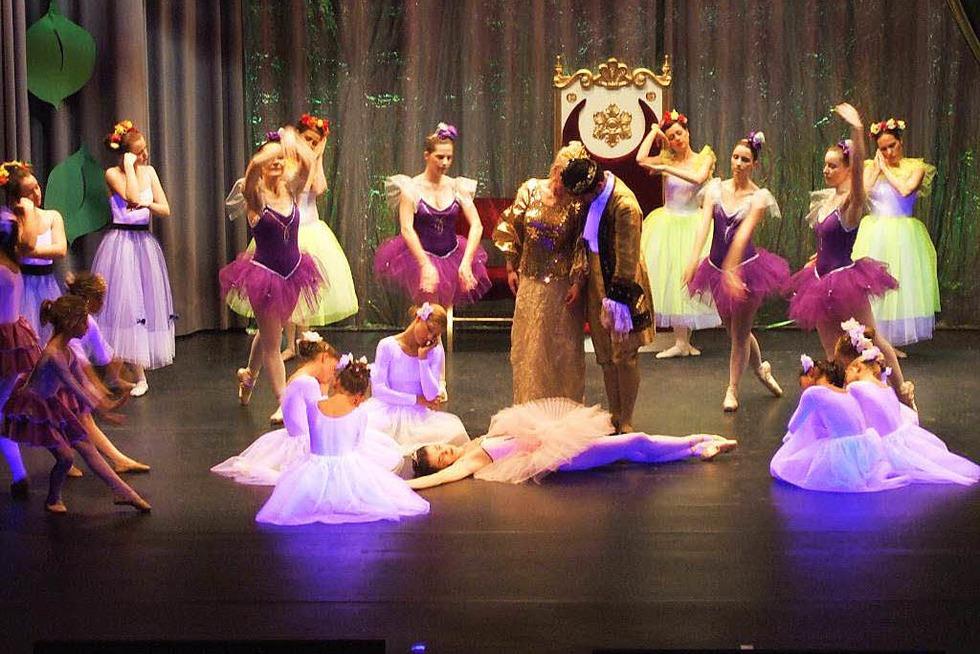 Ballettschule Scholtzova - Neuenburg am Rhein