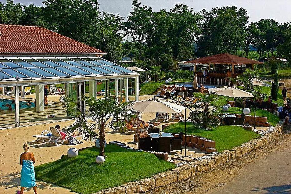 Restaurant Au Savoir Vivre (am Campingplatz Gugel) - Neuenburg am Rhein