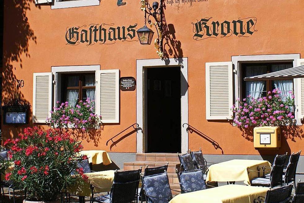 Gasthaus Die Krone - Staufen