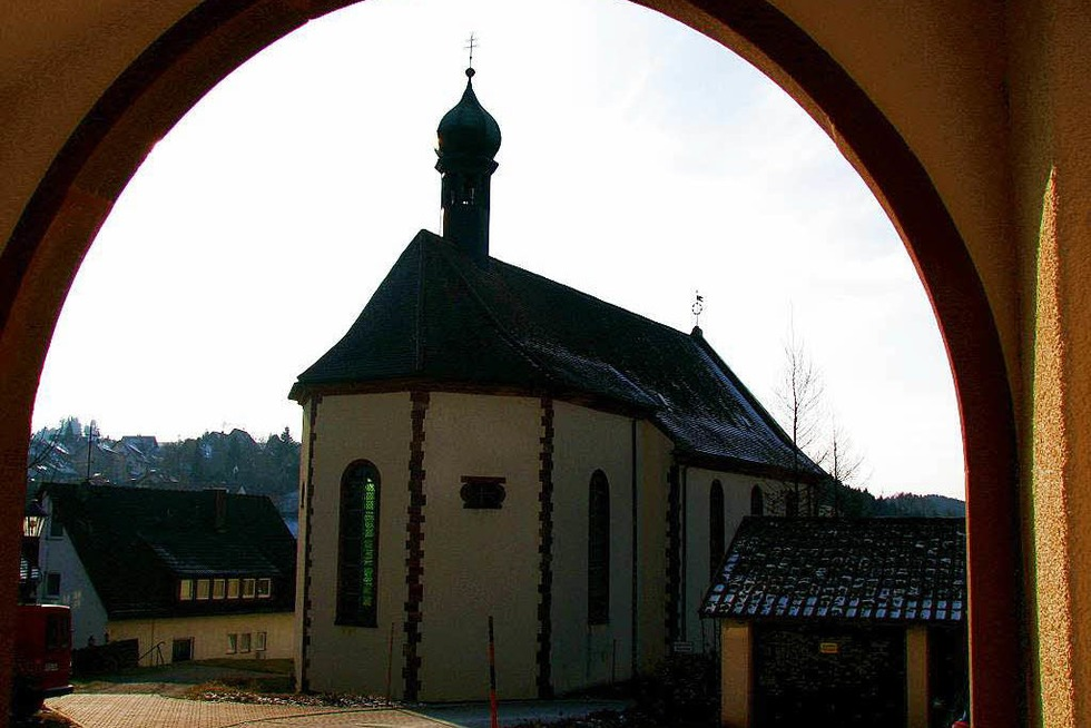 St.-Ursula-Kapelle - Sankt Peter