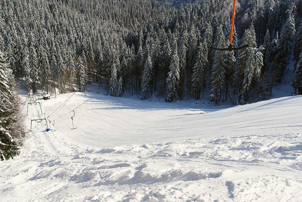 Schwarzmooslift (Kandel) - Waldkirch