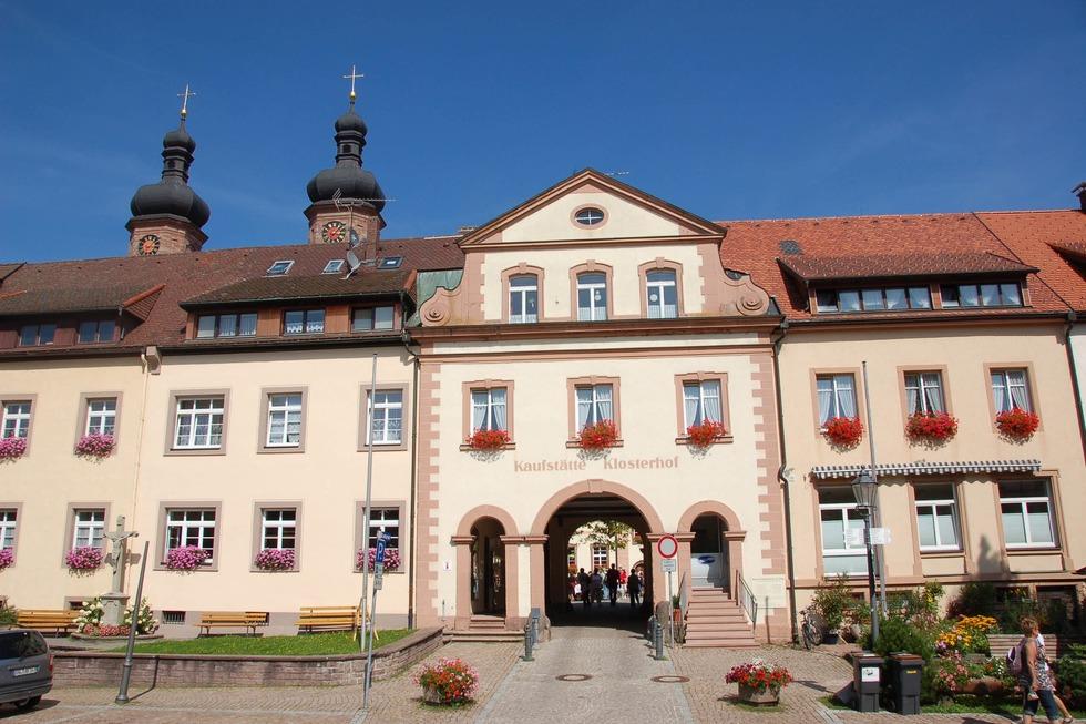 Rathaus - Sankt Peter