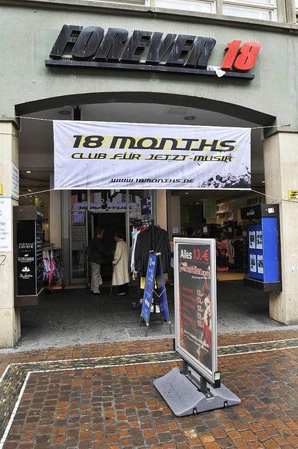 18 Months (geschlossen) - Freiburg