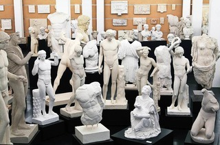 Archäologische Sammlung der Universität (Herderbau)