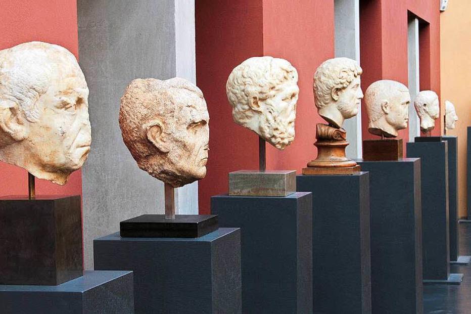 Archäologische Sammlung der Universität (Herderbau) - Freiburg