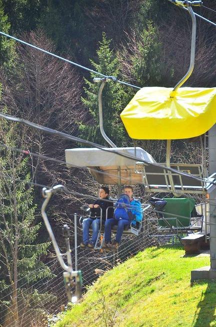 Steinwasen-Freizeitpark - Oberried