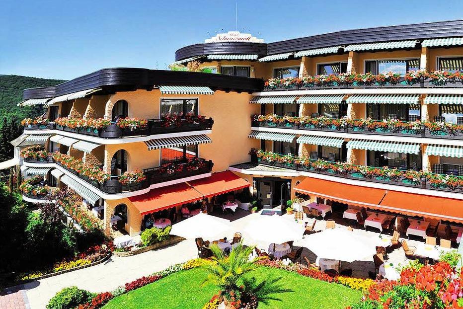 Hotel Schwarzmatt - Badenweiler