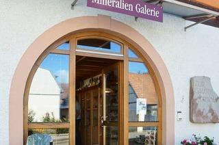 Mineralien-Galerie Schmidlin