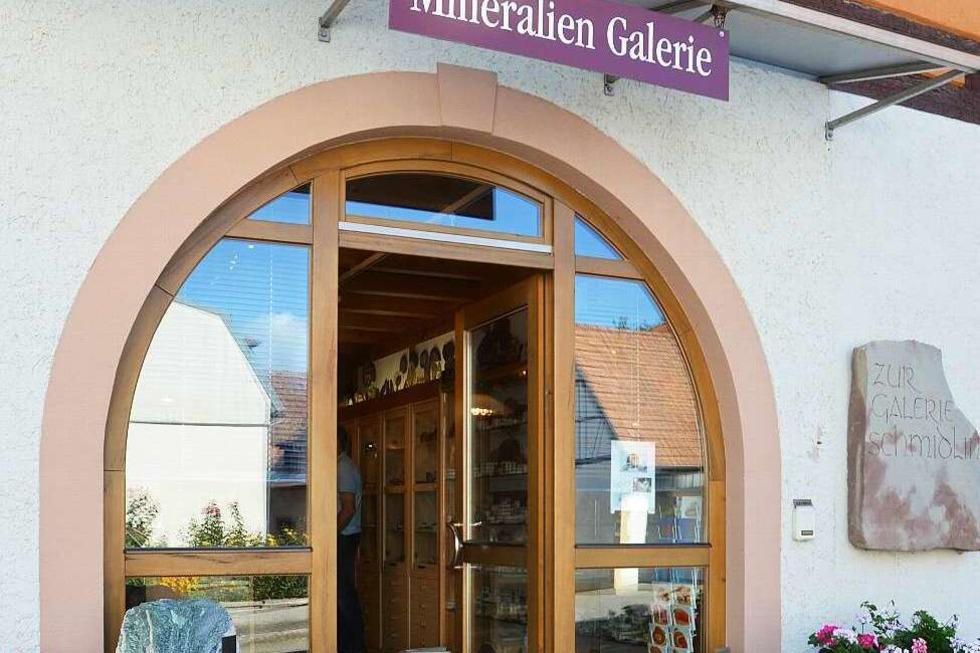 Mineralien-Galerie Schmidlin - Auggen
