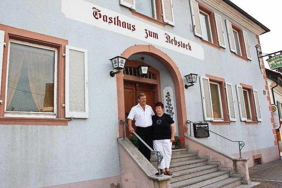 Gasthaus Rebstock (geschlossen) - Bötzingen