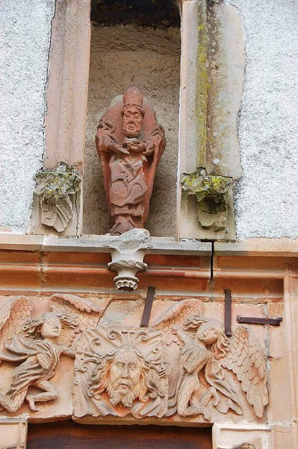 Historische St. Alban-Kapelle - Bötzingen