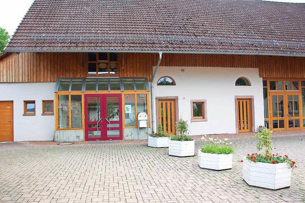 Dorfscheune (Lipburg) - Badenweiler