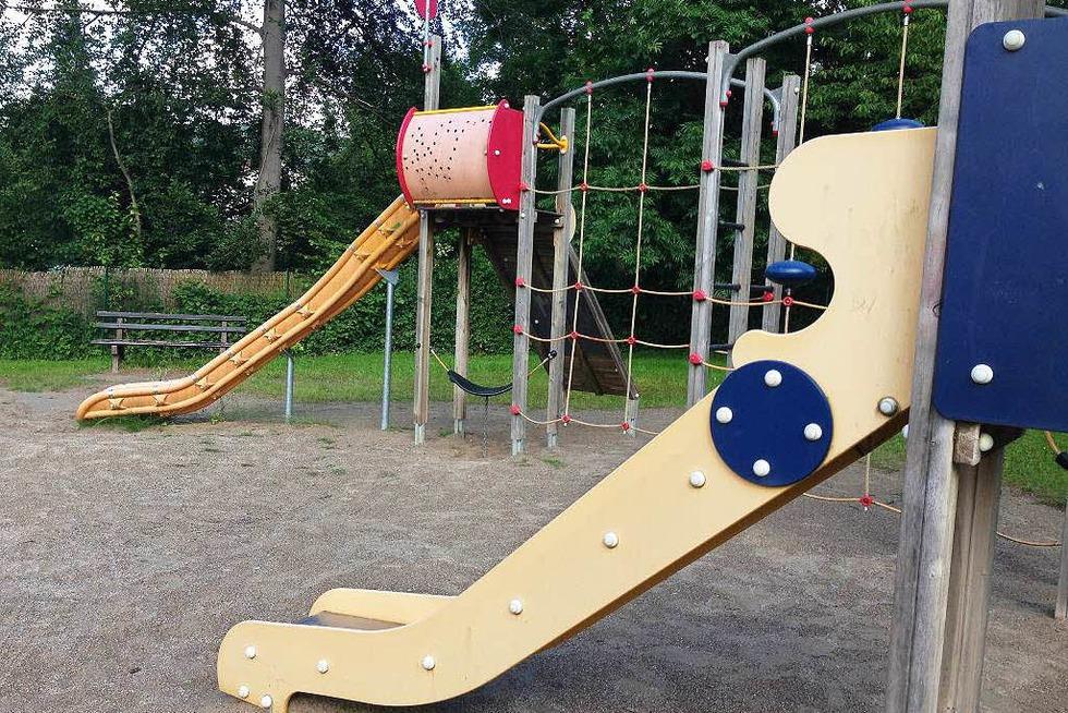 Spielplatz im Park der Sinne - Badenweiler