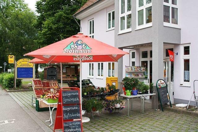 Hirschenhof - Café und Bauernmarkt
