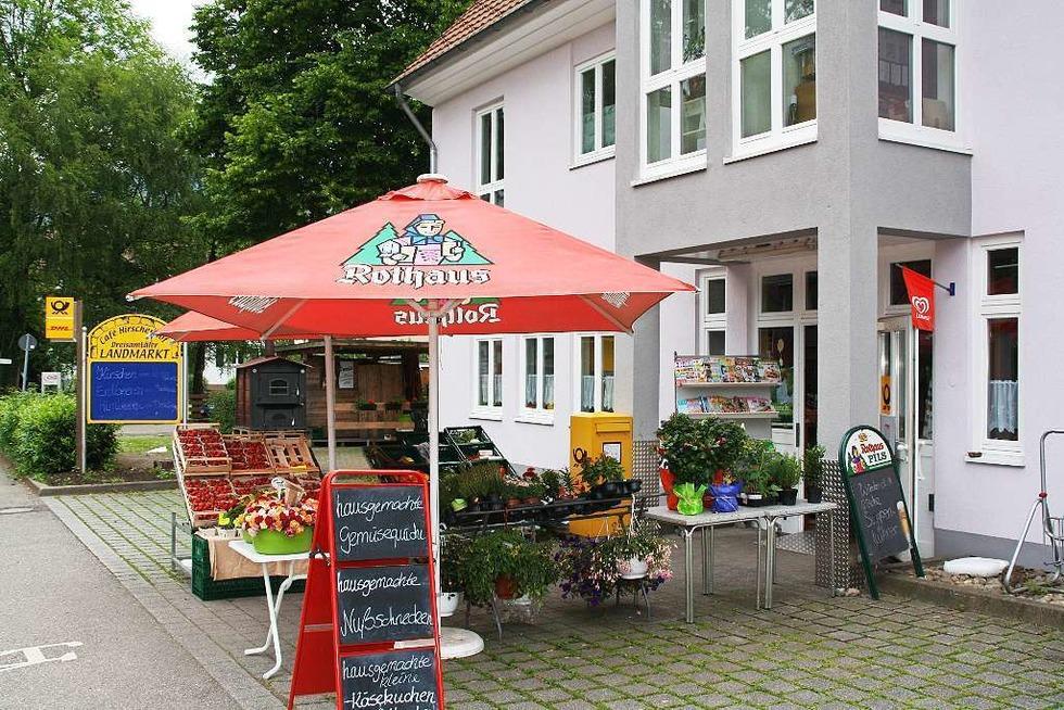 Café und Bauernmarkt Hirschenhof - Buchenbach
