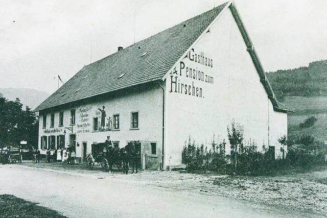 Gasthaus Hirschen (Unteribental)