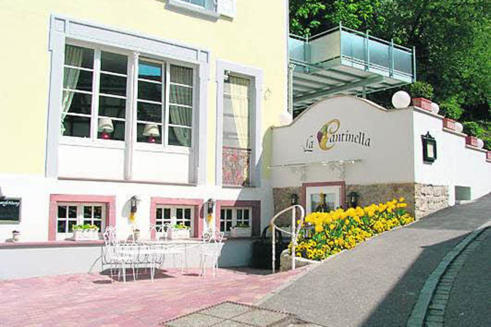 La Cantinella im Hotel zur Sonne - Badenweiler