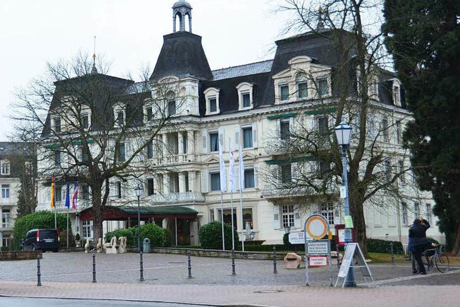 Hotel Römerbad (geschlossen) - Badenweiler