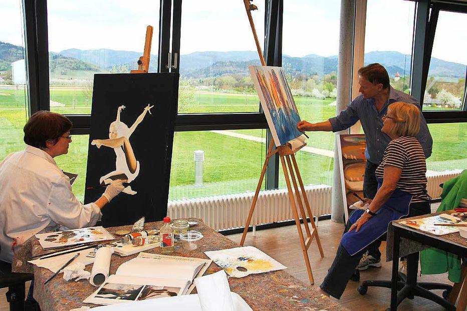 Franz-Köberle-Kunst- und Kulturzentrum (Villa Artis) - Heitersheim