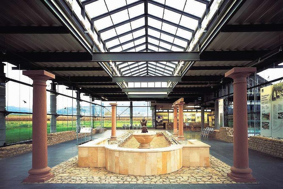 Römermuseum Villa Urbana - Heitersheim