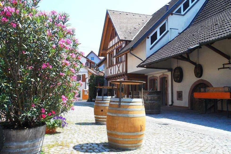 Hunne-Strauße (Weingut Hunn) - Gottenheim