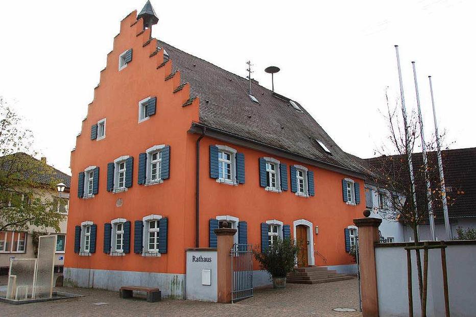 Rathaus - Gottenheim