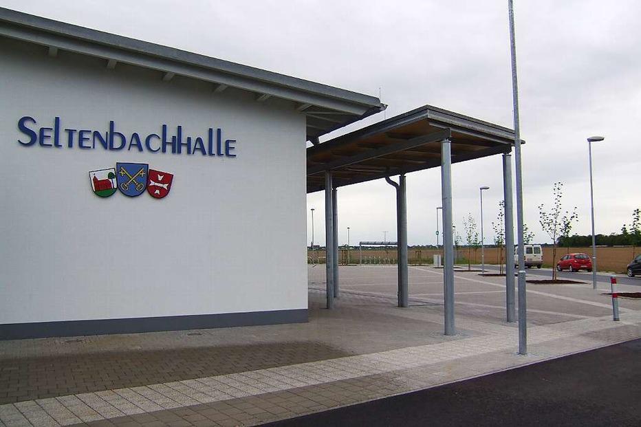 Seltenbachhalle Feldkirch - Hartheim
