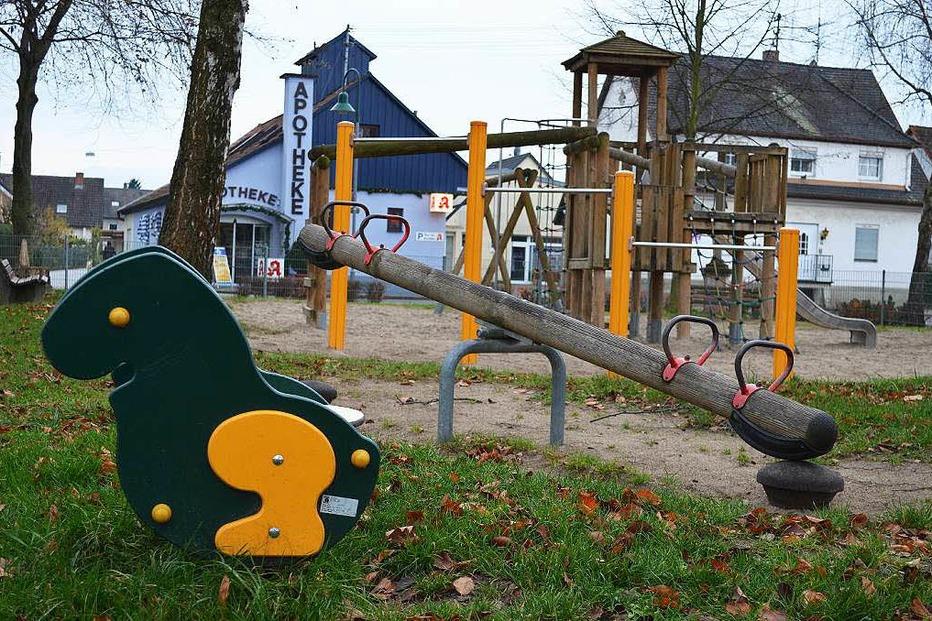 Spielplatz Kirchstraße - Hartheim
