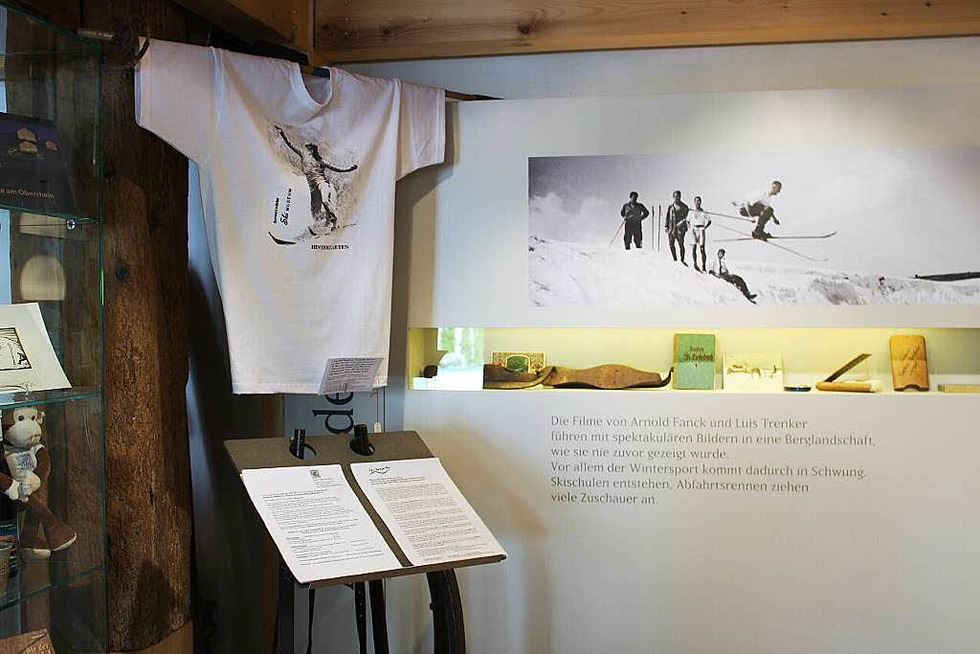 Schwarzwälder Skimuseum Hugenhof - Hinterzarten