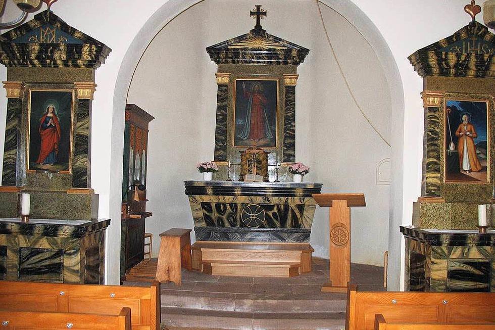 Bärenhofkapelle (Schollach) - Eisenbach