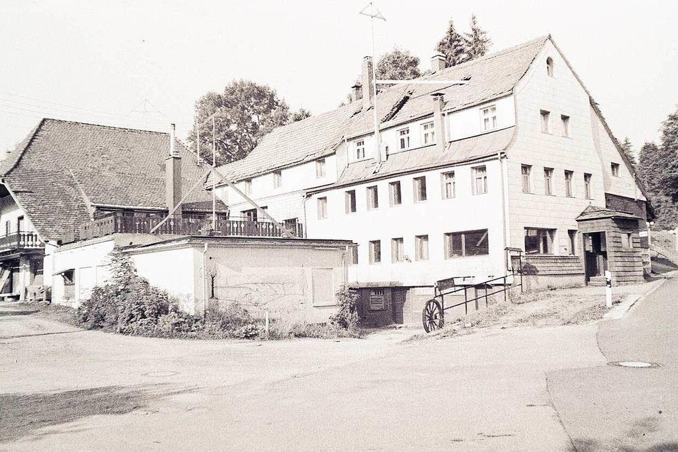 Gasthaus Sonne Melcherhof (geschlossen) - Eisenbach