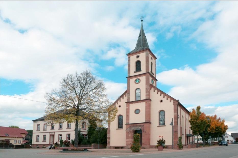 St.-Michaels-Kirche (Schutterzell) - Neuried