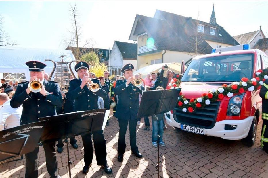 Feuerwehr Schutterzell - Neuried